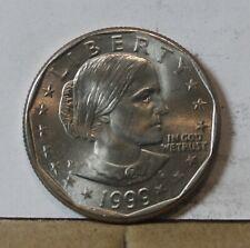 Monnaie états unis USA one dollar 1999 P ( 1 )