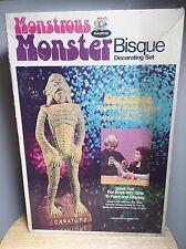 Rare! Vintage 1975 Rapco Monsters Creature From The Black Lagoon Set BOX ONLY