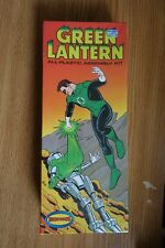 Moebius Dc Green Lantern All Plastic Assembly Model Kit #924 2011