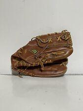 "Mizuno 12"" MT2600 Baseball Softball Glove right hand throw steerhide max flex"