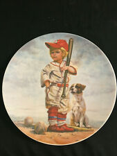 The Big Leaguer - from the original oil by Gregory Perillo