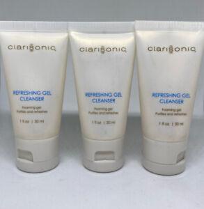 Clarisonic Refreshing Gel Cleanser 3x 30ml