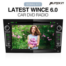 "Pumpkin 7"" Autoradio DVD CD GPS Steering BT USB RDS Für Opel Corsa Astra Vectra"