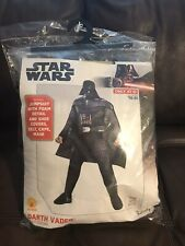 Brand New Disney Star Wars Rubies Darth Vader Adult Dress Up Costume Size Large