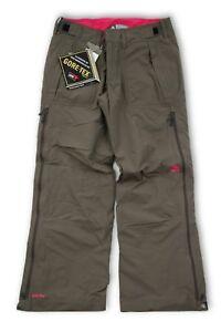 Nike ACG Women's Brown Gore-tex StromFit Ski Snowboard Pant Trousers - L 14/16