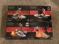 Star Wars Black Series Centerpiece set of 4
