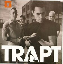 Trapt Self Titled Rare promo sticker '02