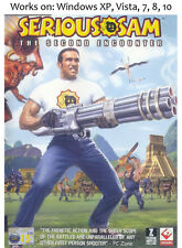 Serious Sam: The Second Encounter PC Game