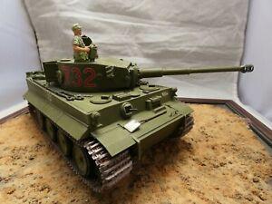 1/35 Built German Tiger Ausf E Heavy Tank  Panzer Abteilung 504 (s.Pz.Abt.504)