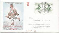 BERLIN 1969Berliner des 19.Jahrhunderts 20Pf (2x) Schusterjunge MeF portogerecht