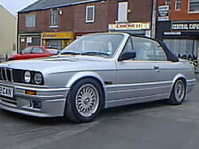 BMW E30 M-Tech 2 Cabrio Lateral Faldas Y Vainas De Puerta 1982-1994 de 8 Piezas -! nuevo!