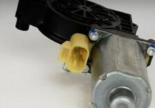 Power Window Motor Front Left ACDelco GM Original Equipment 88980703