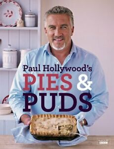 Paul Hollywood's Pies and Puds by Hollywood, Paul Book The Cheap Fast Free Post