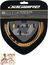 JAGWIRE ROAD ELITE LINK GOLD SRAM/SHIMANO ULTRA-SLICK BRAKE CABLE KIT