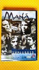 MANA'  -  Mtv  UNPLUGGED  -  DVD 2000  NUOVO E SIGILLATO