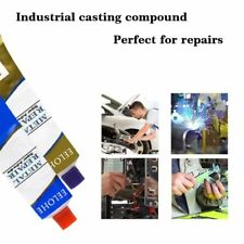 More details for 20 50 100g industrial metal repair glue heat resistance cold weld a&b adhesive