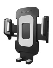 CAPDASE Folding Tack Car Mount for Windshield / Dashboard, Strengthen Clamp Clip
