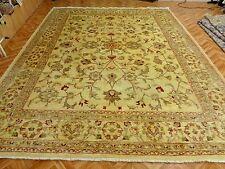 Orientteppich Teppich mit Seideglanz 360x280 Wunderschön