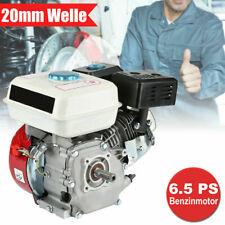 6,5PS Benzinmotor Kartmotor Standmotor 4-Takt Motor Industriemotor 20mm Wellen A