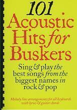 101 ACOUSTIC HITS FOR BUSKERS*