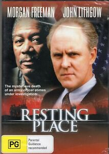 RESTING PLACE starring John Lithgow (DVD) - BRAND NEW & SEALED!!!