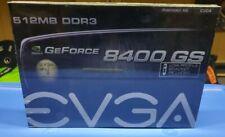 GeForce 8400 GS 512MB DDR3 NVIDIA VGA HDMI DVI
