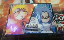 Naruto Shippuden CCG: Chibi Tournament Pack Series 3, Factory Sealed Booster Box