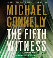 A Lincoln Lawyer Novel: THE FIFTH WITNESS by Michael Connelly Abridged Audiobook