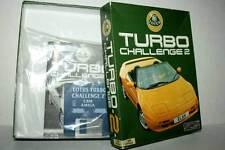 LOTUS TURBO CHALLENGE 2 GIOCO USATO AMIGA EDIZIONE ITALIANA PAL FR1 48527