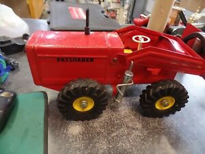 Nylint Hough Payloader Construction Truck  Pressed Steel
