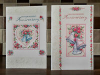 ON YOUR WEDDING ANNIVERSARY - LARGE QUALITY CARD