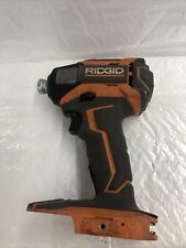 USED. RIDGID Impact drivers GEN5X 18V R86035 (Tool-Only)
