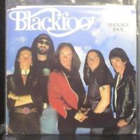 "Blackfoot - Teenage Idol 7"" Mint- Promo Vinyl 45 ATCO 7-99851 USA 1983"