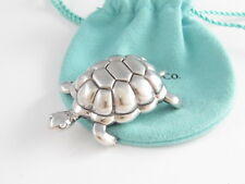 Tiffany & Co Rare Turtle Tortoise Paper Weight Paperweight