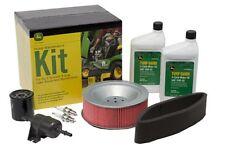 John Deere Home Maintenance Service Kit LG244 X485 X485SE X585 X585SE X720 X724