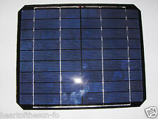 SUNWIZE 12 watt panel  RV Camping Boating School projects 9.3 Volts x 1.28  Amps