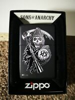 New Sons Of Anarchy Original Genuine Zippo Lighter