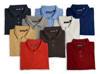 BIG AND TALL Greystone Polo Pique Shirt - Short Sleeve - Sizes 10X 8X 7X 6X