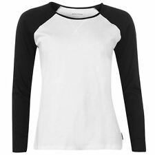 Cotton Crew Neck Patternless Blouses for Women
