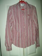 IRIS BAYER RIDING EQUIPMENT STRIPED SHIRT---38