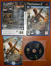 Medal of Honor: Rising Sun, EA, PlayStation 2 PS2 PStwo, Pal España ¡¡COMPLETO!!