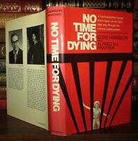 Harrison, Eddie NO TIME FOR DYING  1st Edition 1st Printing