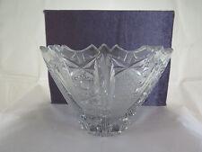 INSALATIERA IN VETRO MOLATO VINTAGE COPPA VINTAGE GLASS BOWL EARLY XX R34