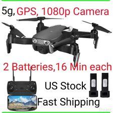Eachine E511SGPS 5G DRONE  2 BATTERIES  FOLLOW ME 1080 p WiFi camera quadcopter