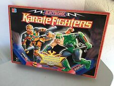 RARE VINTAGE #1997 KARATE FIGHTERS BOARD GAME CYBERFIRST VS TIGER NINJA#NIB