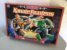RARE VINTAGE #1997 KARATE FIGHTERS BOARD GAME CYBERFIRST VS TIGER NINJA#NIB