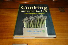COOKING OUTSIDE THE BOX BY KEITH ABEL-SIGNED COPY