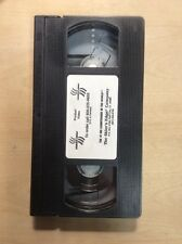 Skier's Edge II VHS Promo Tape Product Video And Set Up Pre Owned