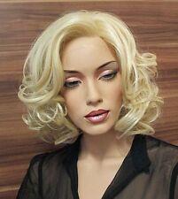 Marilyn Monroe Look - Füllige Lace Front Filmansatz Perücke in hellblond