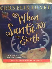 When Santa Fell to Earth By Cornelia Funke Unabridged CD Audiobook! Z5